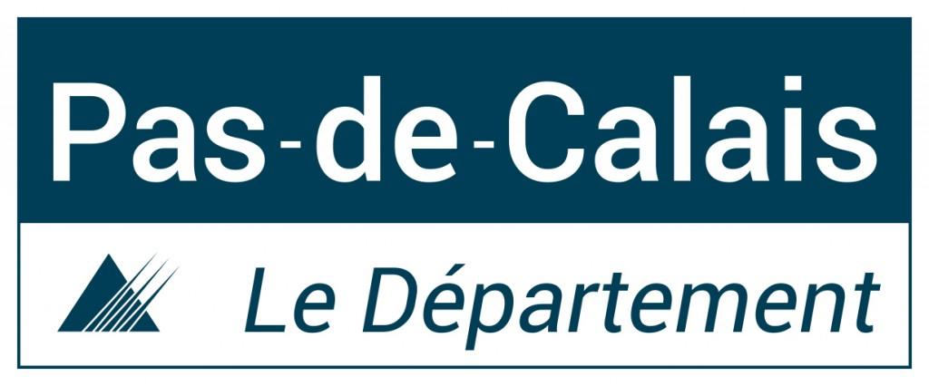 Partenaire Pas-de-Calais le Département vectoriel